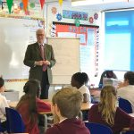 Primary Futures –  numeracy themed event at Perryfields Junior School post image