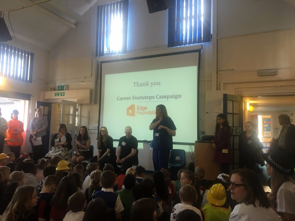 Career Footsteps at Northlands School
