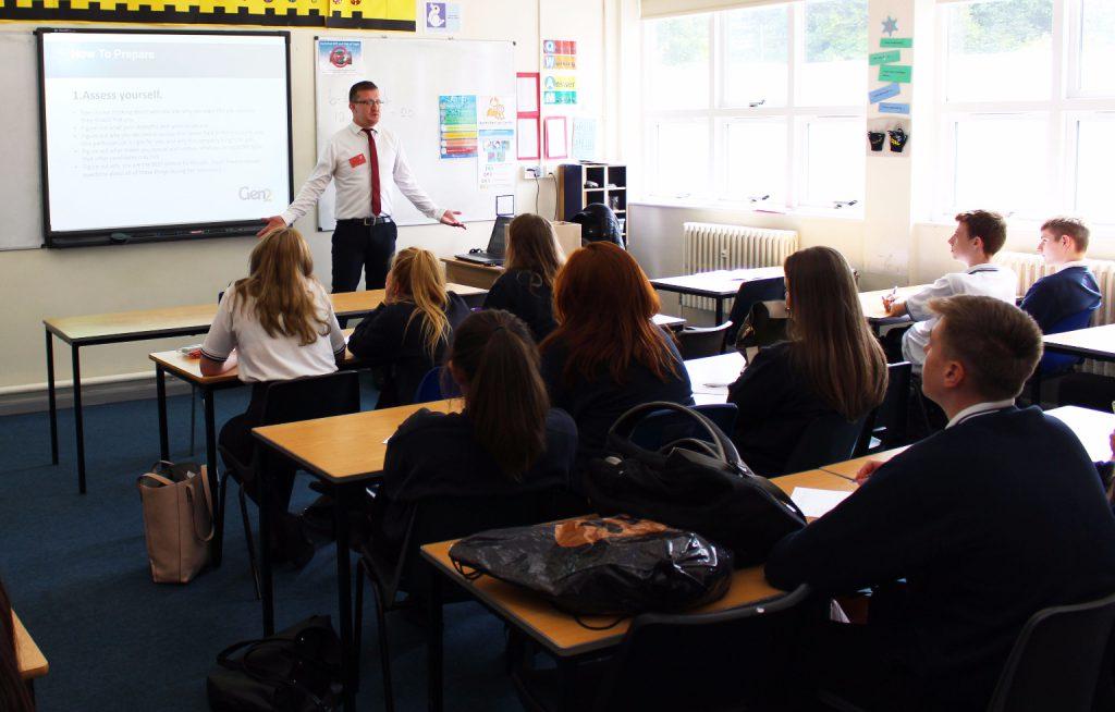 career footsteps at william howard school  u2013 inspiring the