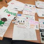 Sandon School take career footsteps into the NHS post image