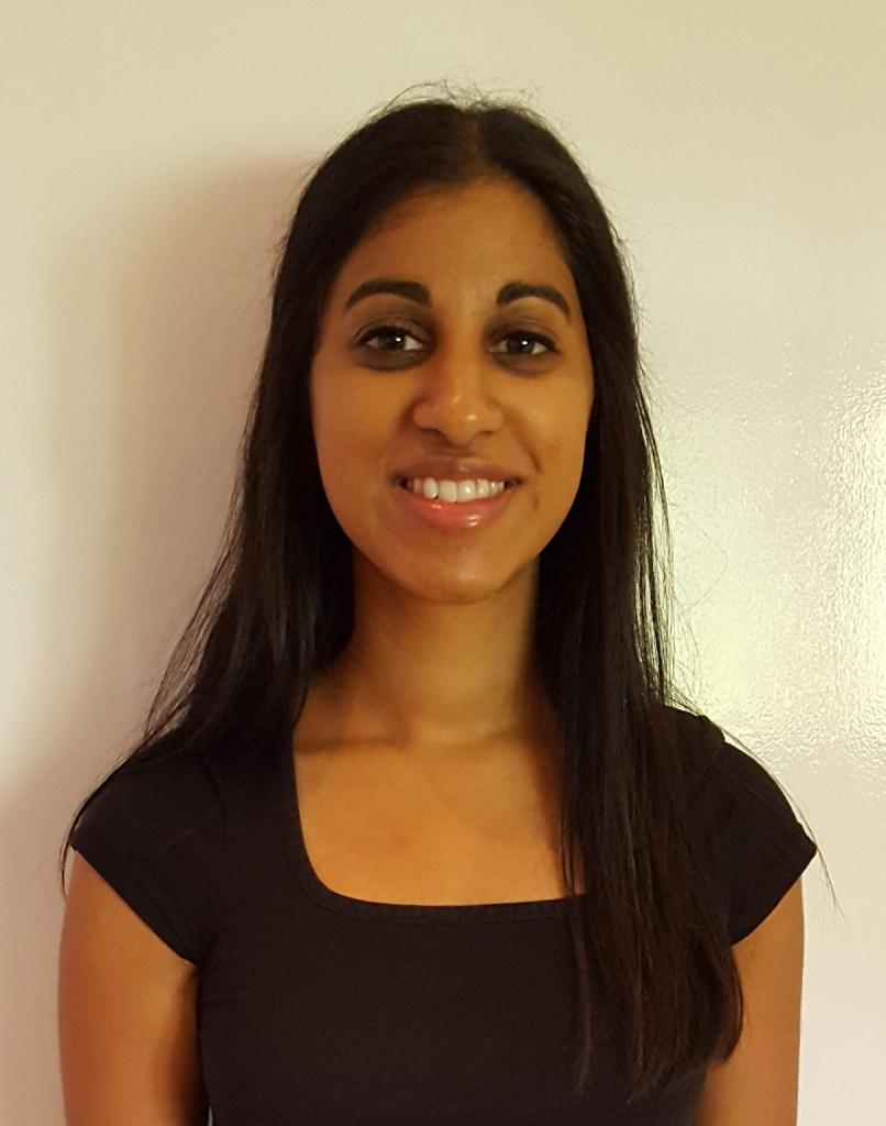 Headshot of Amita